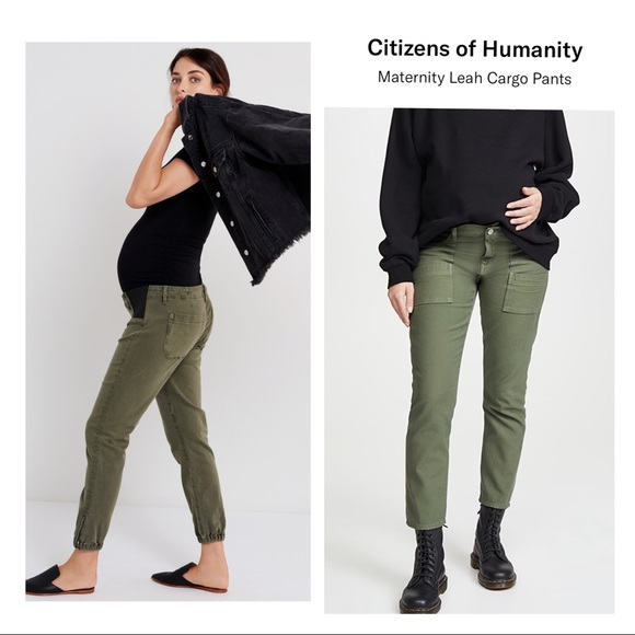 NWOT Citizens of Humanity Leah Maternity Pants